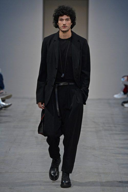FallWinter 1819  Men Collection fashion week in Milan