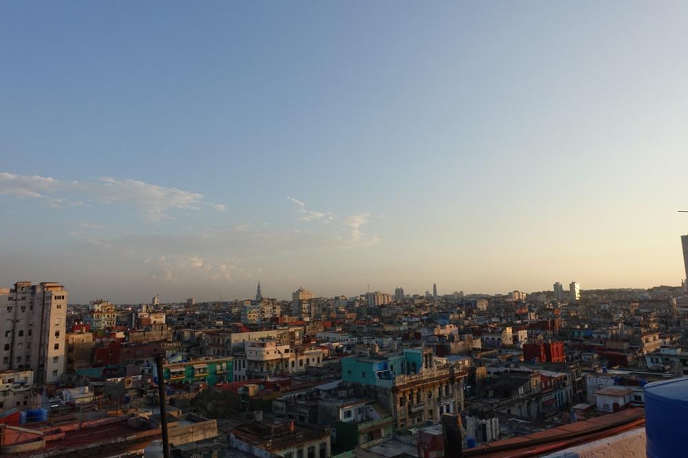 A view of Havana.