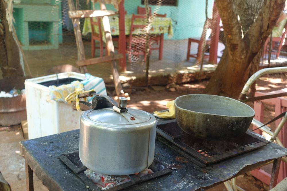A taste of rural Cuba.