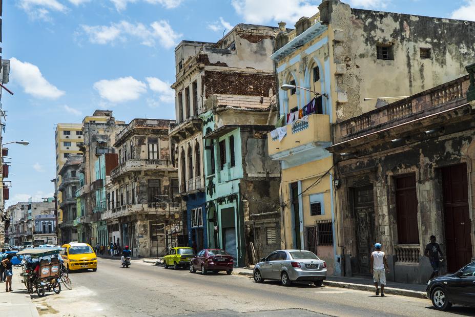 Havana, Cuba by Lori Zaino