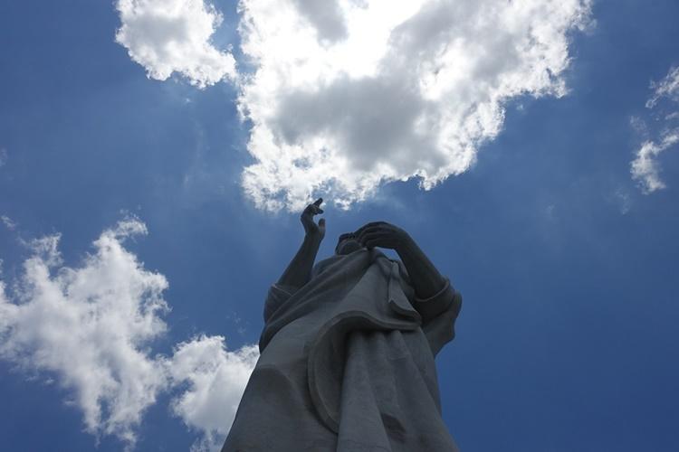 Havana, Cuba's version of the Christ Redeemer statue, built by a woman by Lori Zaino