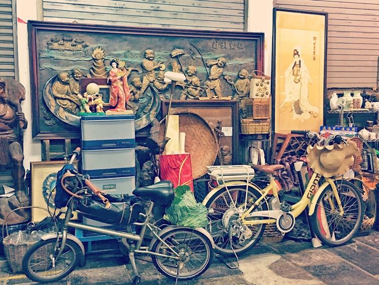 Wares in Taipei, Taiwan by Lori Zaino