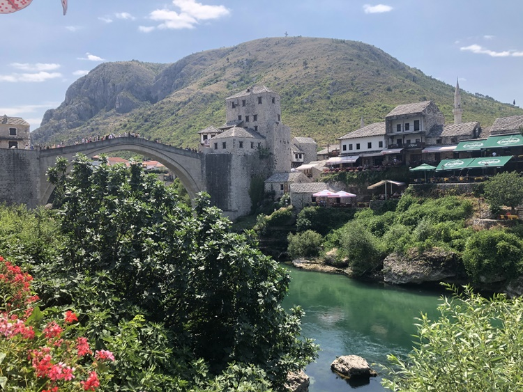 Mostar, Bosnia and Herzegovina by Lori Zaino