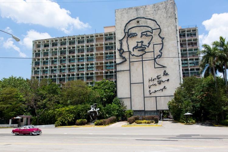 Cuba by Lori Zaino
