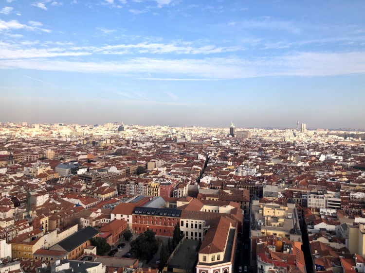 Madrid by Lori Zaino