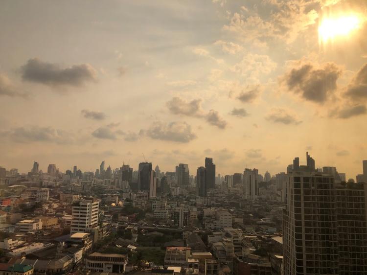 Bangkok by Lori Zaino